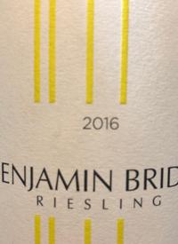 Benjamin Bridge Riesling