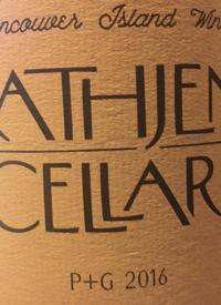 Rathjen Cellars P + Gtext