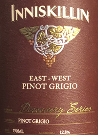 Inniskillin Discovery Series East West Pinot Grigiotext
