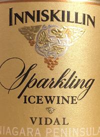 Inniskillin Sparkling Vidal Icewinetext