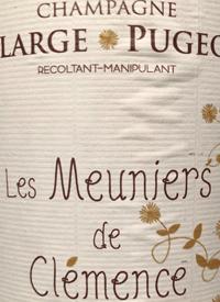 Champagne Lelarge Pugeot Les Meuniers de Clemencetext