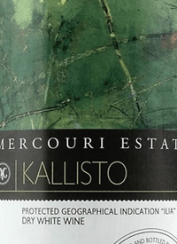 Mercouri Estate Kallistotext