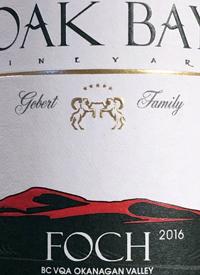 Oak Bay Vineyard Fochtext