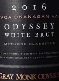 Gray Monk Odyssey White Brut Méthode Classiquetext