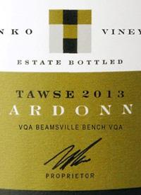 Tawse Chardonnay Lenko Vineyardtext