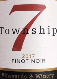Township 7 Pinot Noirtext