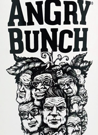 Angry Bunch Zinfandeltext