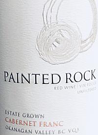 Painted Rock Cabernet Franc