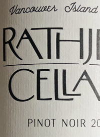 Rathjen Cellars Pinot Noirtext