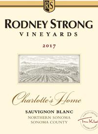Rodney Strong Sauvignon Blanc Charlotte's Hometext