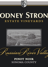 Rodney Strong Russian River Pinot Noir Estate Vineyards