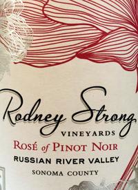 Rodney Strong Rosé of Pinot Noir