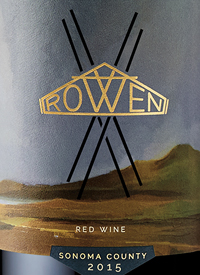 Rowen Red Winetext