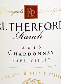 Rutherford Ranch Chardonnaytext