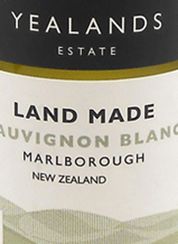 Yealands Land Made Sauvignon Blanctext