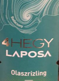 Laposa 4Hegy Olaszrizlingtext