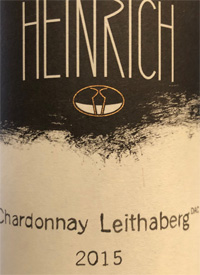 Heinrich Chardonnay Leithabergtext