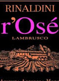 Rinaldini r'Osé Lambrusco Rosato