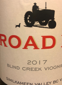 Road 13 Blind Creek Viogniertext