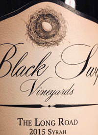 Black Swift Vineyards Monarch Vineyard Syrah