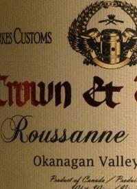Jason Parkes Customs Crown + Thieves Roussanne Viogniertext