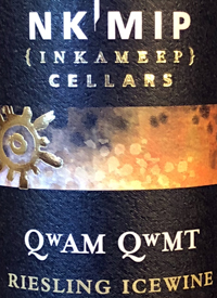 Nk'Mip Cellars Qwam Qwmt Riesling Icewinetext