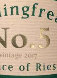 Rieslingfreak No. 5 Clare Valleytext