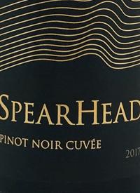 Spearhead Pinot Noir Cuvée