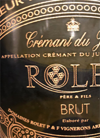 Domaine Rolet Coeur de Chardonnay Crémant