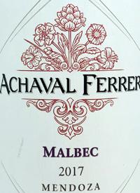Achaval-Ferrer Malbectext