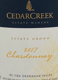 CedarCreek Chardonnaytext