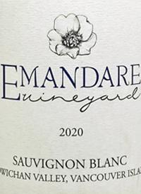Emandare Vineyard Sauvignon Blanctext