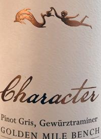 Hester Creek Character Pinot Gris Gewurztraminer