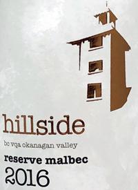 Hillside Malbec Reservetext