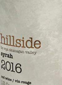 Hillside Syrahtext