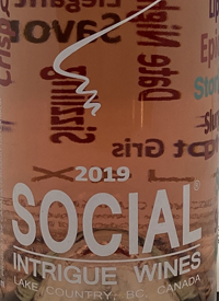 Intrigue Social Rosè