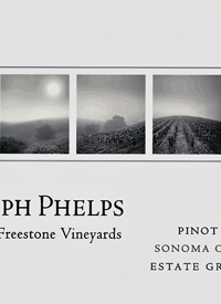 Joseph Phelps Pinot Noir Freestone Vineyards