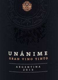 Mascota Vineyards Unánime Gran Vino Tintotext