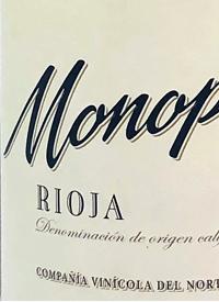 CVNE Monopole Rioja Blanco