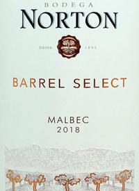 Norton Malbec Barrel Selecttext