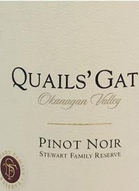 Quails' Gate Pinot Noir Stewart Family Reservetext