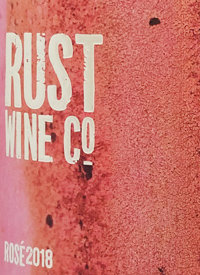 Rust Wine Co. Pinot Noir Merlot Rosé