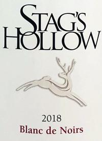 Stag's Hollow Blanc de Noirs