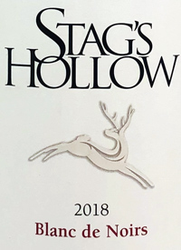 Stag's Hollow Blanc de Noirstext