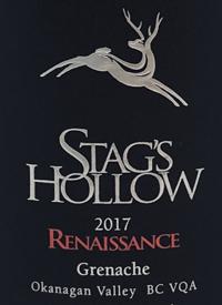 Stag's Hollow Renaissance Grenachetext