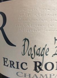Eric Rodez Dosage Zero