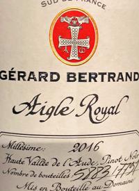 Gérard Bertrand Aigle Royal Pinot Noirtext