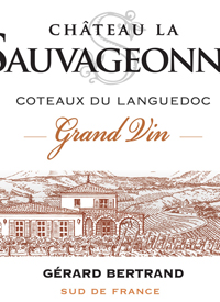 Gérard Bertrand Chateau La Sauvageonne Grand Vin Rougetext
