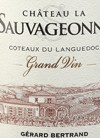Gérard Bertrand Chateau La Sauvageonne Grand Vin Blanctext