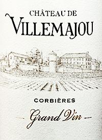 Gérard Bertrand Château de Villemajou Grand Vin Blanctext